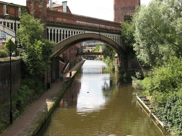 Bridgewater Canal Castleberry England