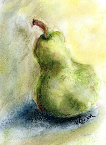 Pear with Flair