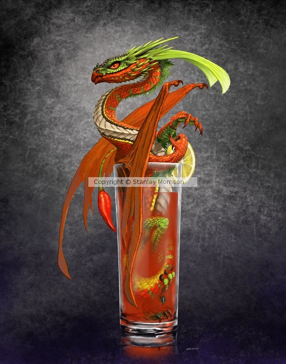 Bloody Mary Dragon