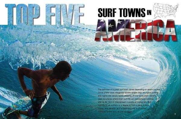top 5 surfcities p. 4-5