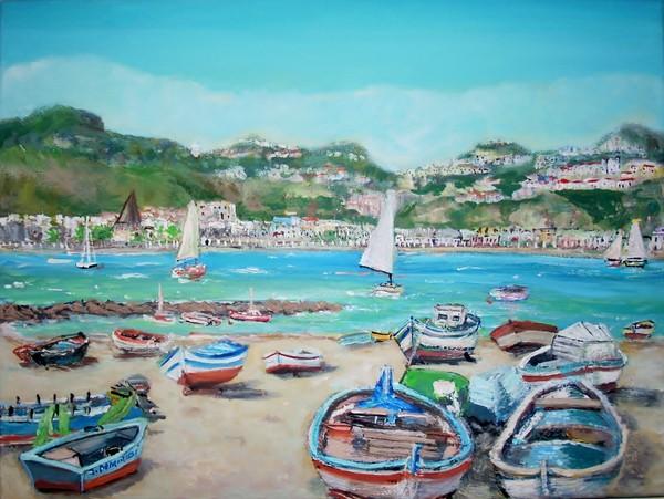 Beach Naxos