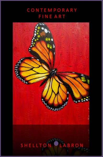 Crimson Red Monarch