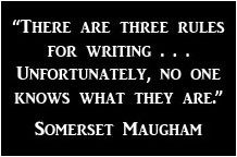 Quote-Graphic: Somerset Maugham