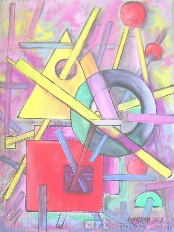 Constructivist Composition # 11