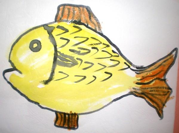 Fish by Mrs Oladimeji