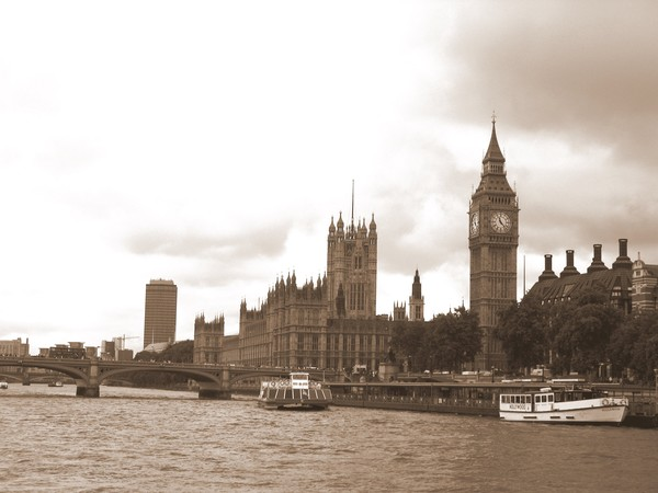 Thames, Parliment & Big Ben