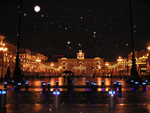 New Year's Eve in Trieste