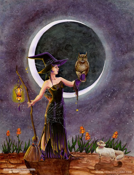 Hester and the Owl