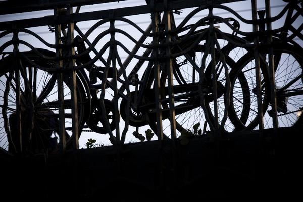 bicycles & bridges