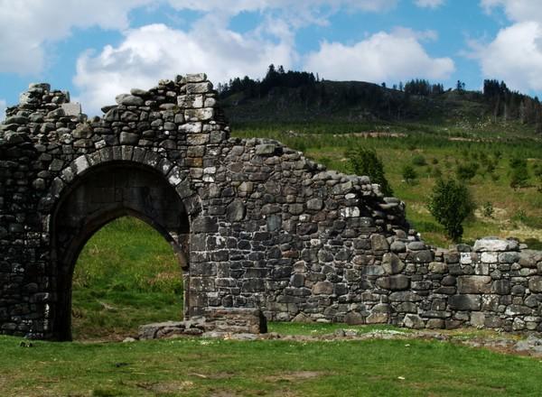 Loch Doon Castle