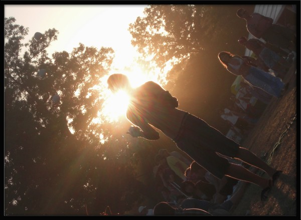 Juggler @ Sunset