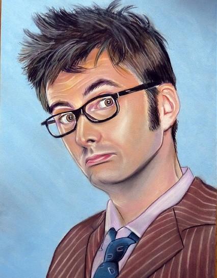 The Tenth Doctor ( David Tennant )