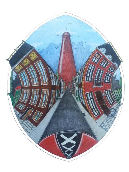 A twist of Amsterdam - XIV