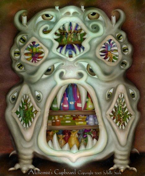 Alchemist's Cupboard