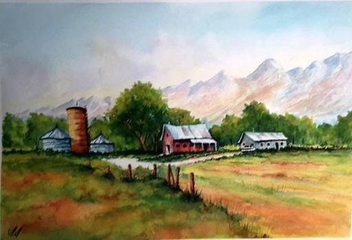 Farm and Silo