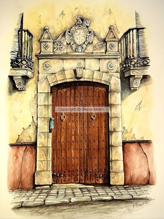 18th century facade