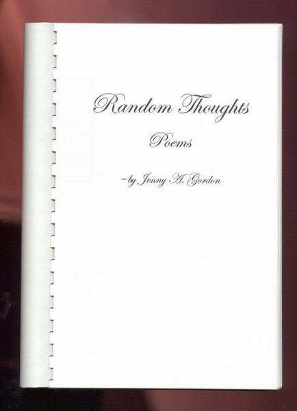 RANDOM Thoughts,  Poems