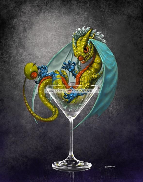 Martini Dragon