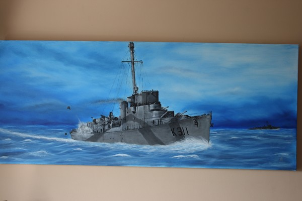 HMS Bazeley