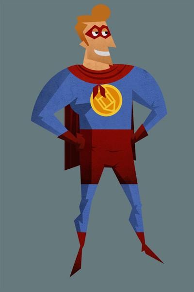 Sketchy Avenger