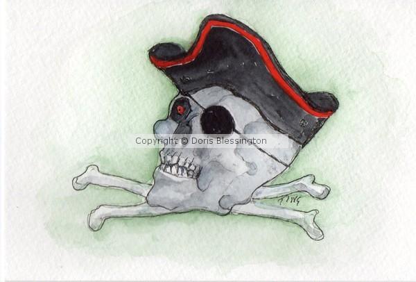 Pirate Greetings
