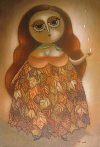 Mrs. Autumn (SOLD)