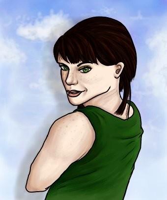 RoA Cast - Amanda
