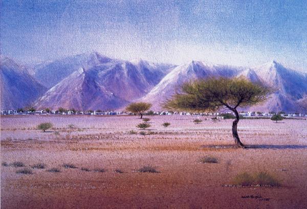Masafi Mountain