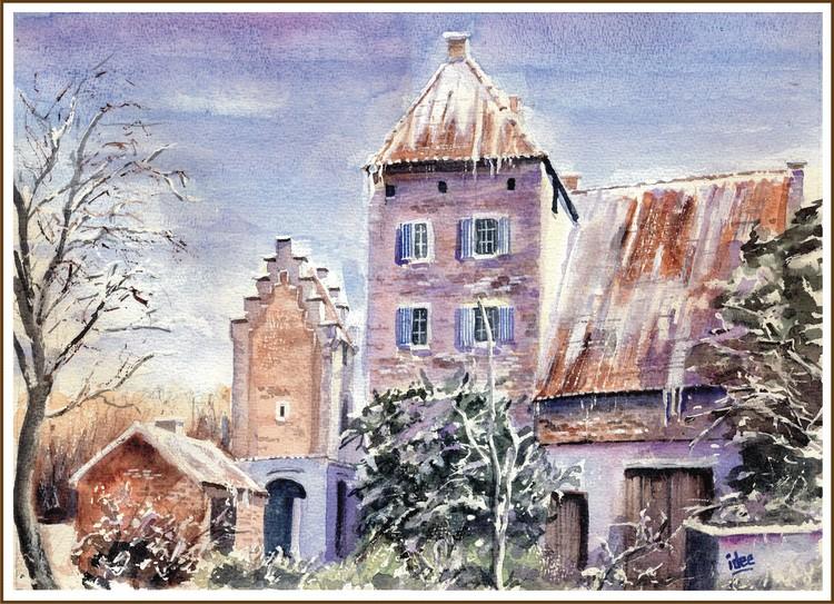 Castle-farmhouse