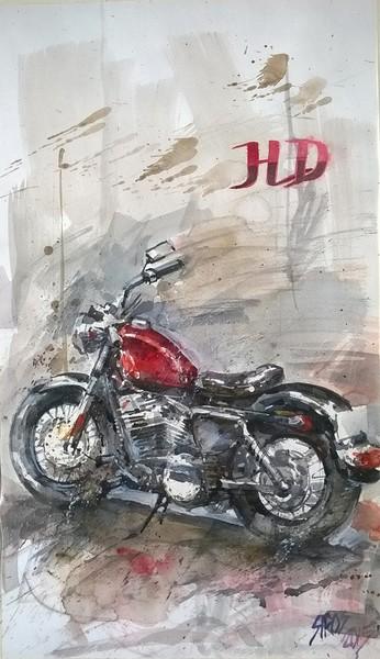 HD impression