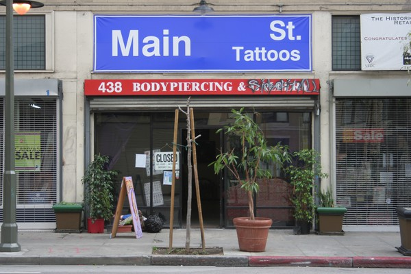 MAIN STREET TATOOS