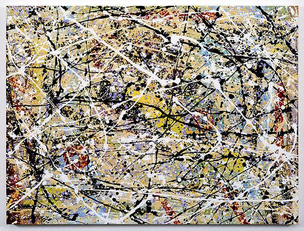 The Jackson Pollock Connexion
