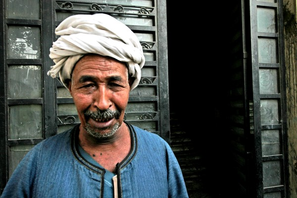 Cairo Midtown Travel Misr Market Portraits