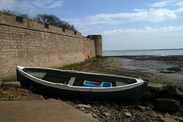 Boat By The Town Wall