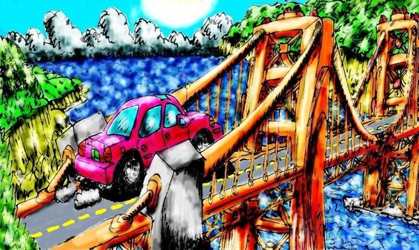 Cruising The Golden Gate