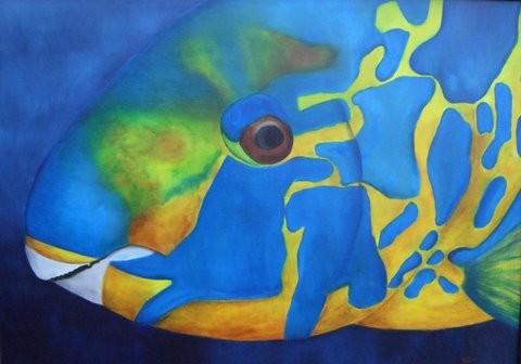 Parriot Fish
