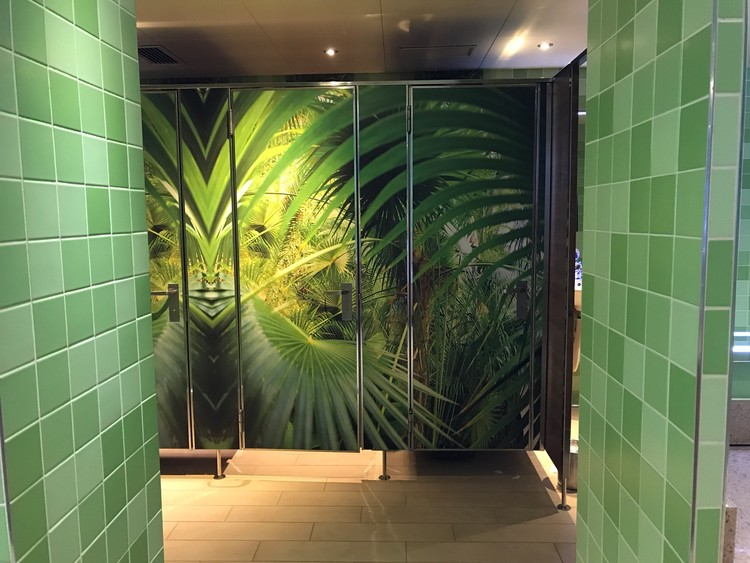 A Carnival Paradise Bathroom