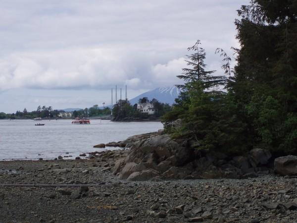 Sitka, Alaska from Park #3
