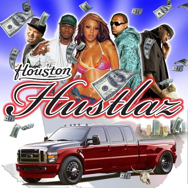 Hoston Huztlaz Vol. 1 CD Cover