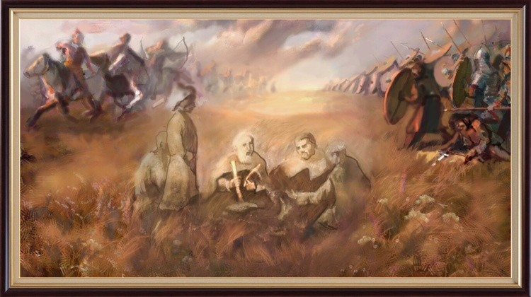 Battle of the Alta River 1/4