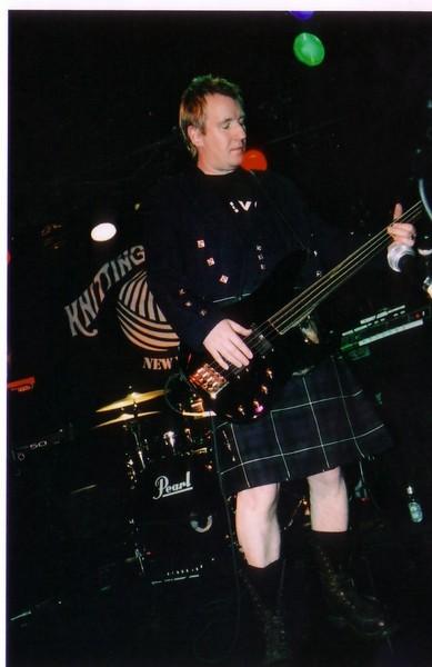 Scottish Rock- 4 Good Men