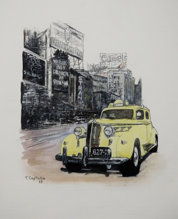 New York 1930 18x15