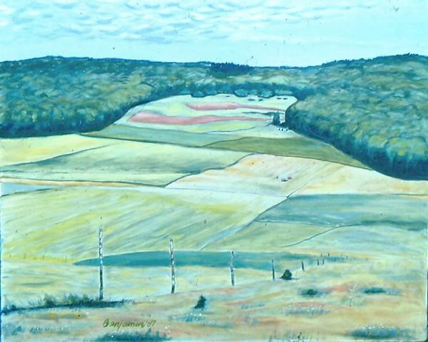 New Brunswick Farmland