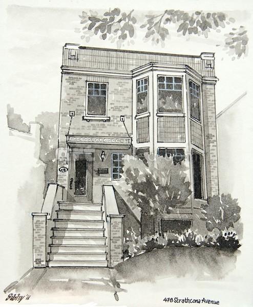 478 Strathcona Avenue LR