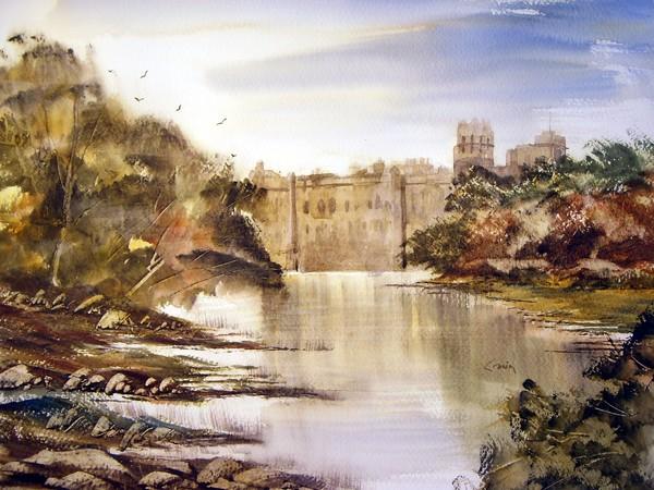Warwick Castle, England 15