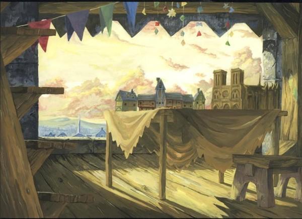 Quasimodo's room