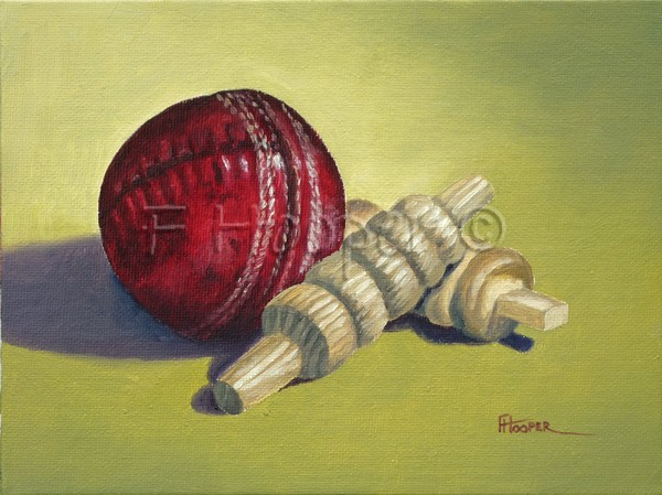 Ball and Bails
