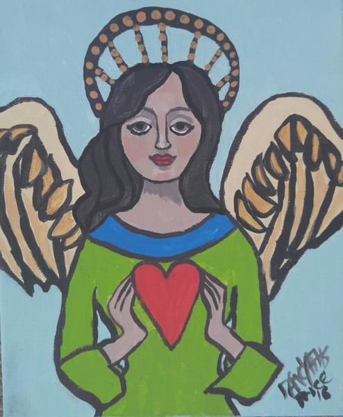 Cheery Angel Two