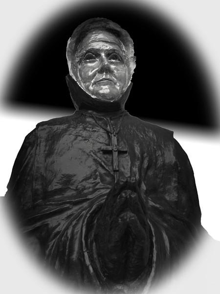 Nun Praying 3