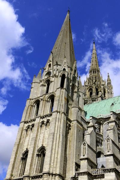 Cathedral de Chartres-1444